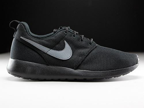 Nike Roshe One Grau Schwarz