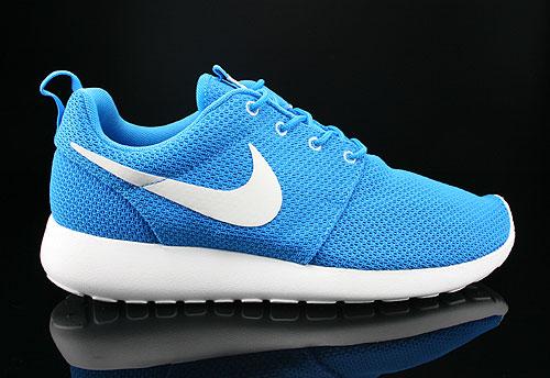Nike Rosherun Blau Weiss Sneakers 511881-411