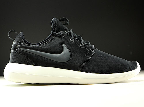 Nike Roshe Two Schwarz Anthrazit Creme 844656-003