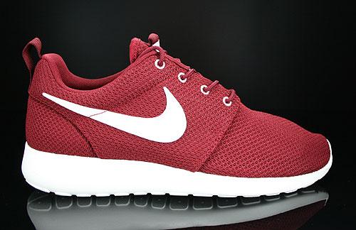 Nike Roshe Run Rot Weiß