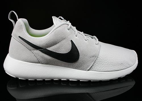 Nike Roshe Run Grau Weiß