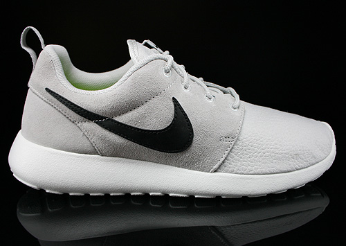 Nike Roshe Run Damen Grau Orange