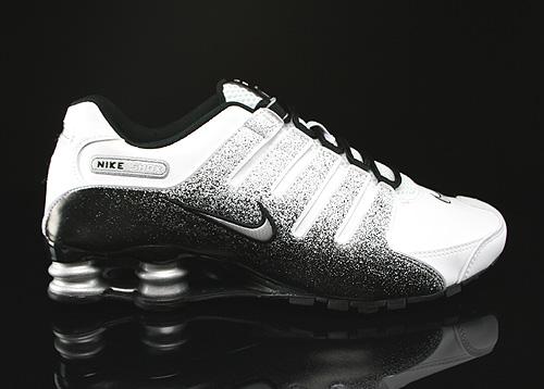 Nike Shox Nz Eu Weiß Sneaker Herren | Online