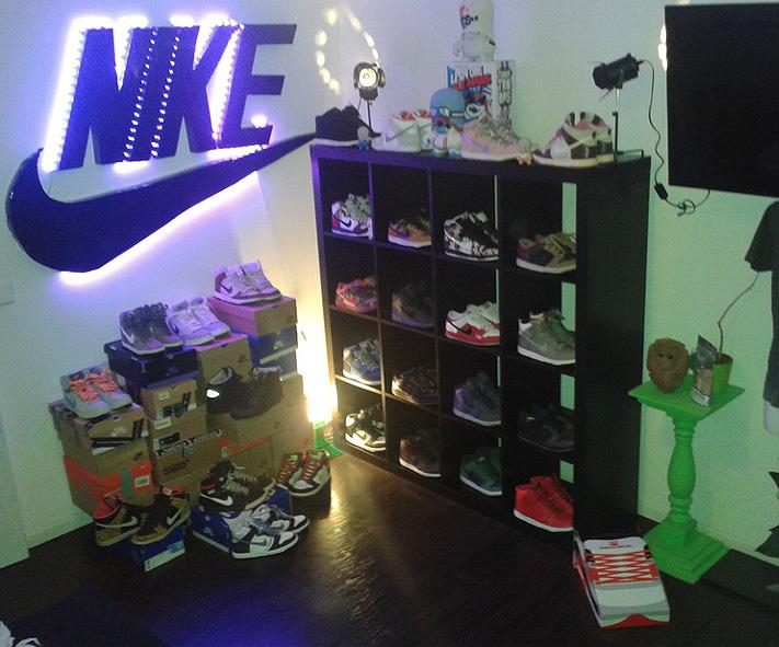 Sneaker Leidenschaft, Lifestyle Objekt und Sammlerwahnsinn