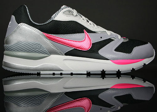 Nike Twilight Runner EU Schwarz/Pink-Grau-Silber 344290-004