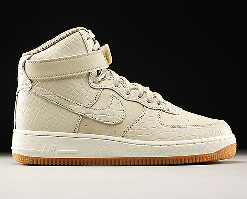 Nike WMNS Air Force 1 High Premium Beige Creme Purchaze