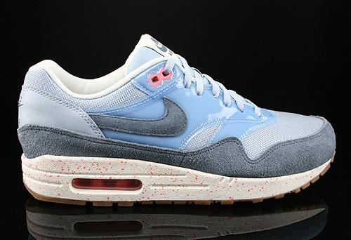Nike Air Max Braun Blau