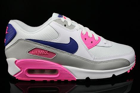 Nike Air Max Blau Grau Pink
