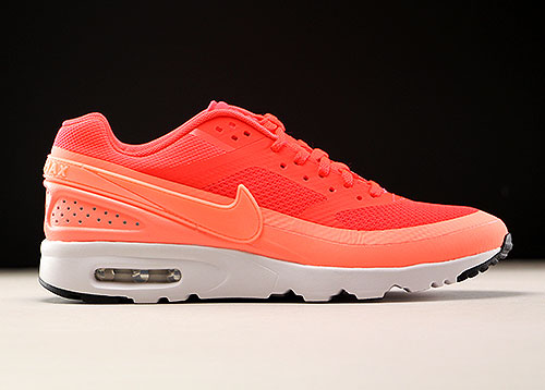 Nike WMNS Air Max BW Ultra Orange Rot Weiss 819638-600