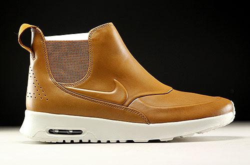 55a791ba49a Nike WMNS Air Max Thea Mid Braun Creme - Purchaze