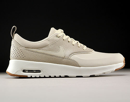 low cost new list retail prices Nike WMNS Air Max Thea Premium Hellbraun Beige - Purchaze