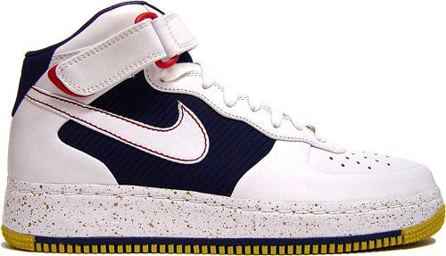 Nike Air Force 1 Charles Barkley Pack