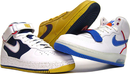 Nike Air Force 1 \u201eCharles Barkley Pack\u201c