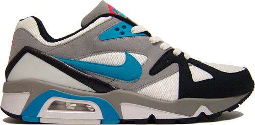 "90a92d76f17f Nike Air Structure Triax 91 ""Metallic Summit White Teal-Black-Infrared"""