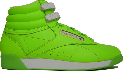 Neon Green Hyperdunks Basketball Shoes