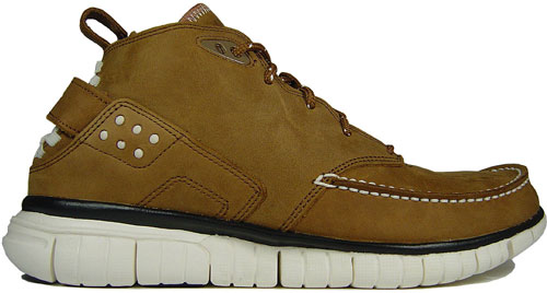 "timeless design e4ad6 32fc5 Nike Free Hybrid Boot Premium ""LT British Tan Sail-Black"""
