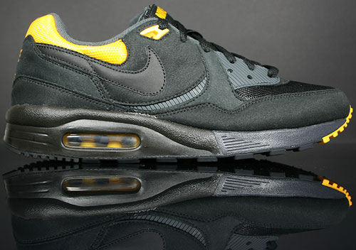Nike Air Max Light Schwarz/Mais Gelb