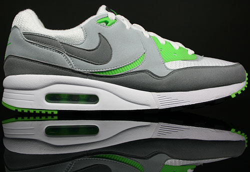 Nike Air Max Light Weiss/Grau-Giftgrün
