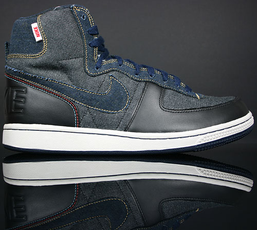 Nike Terminator Hi Premium Dunkelblau/Schwarz Denim
