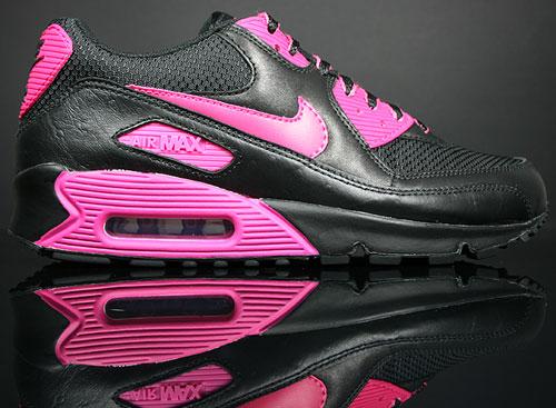 Air Max 90 Pink Schwarz