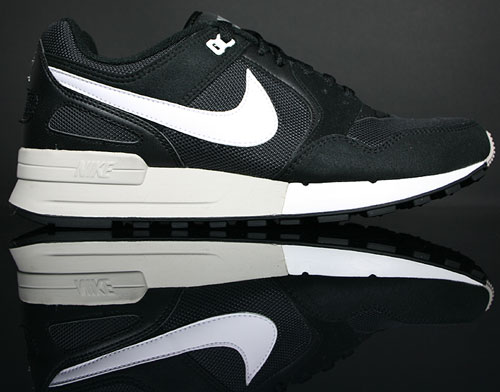 Nike Air Pegasus 89 Black/White-Granite