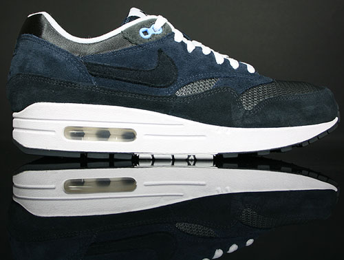 Nike Air Max 1 Obsidian/Dark Obsidian-Anthracite-University Blue