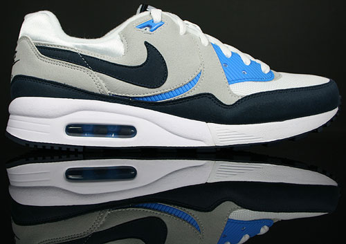 Nike Air Max Light White/Obsidian-Neutral Grey-Photo Blue
