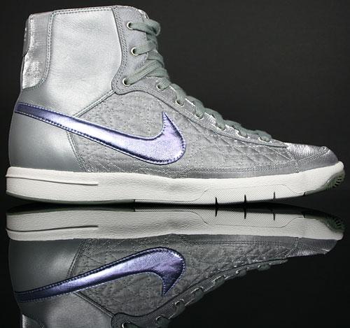 Nike WMNS Blazer Mid Shadow Grey/Plum Granite