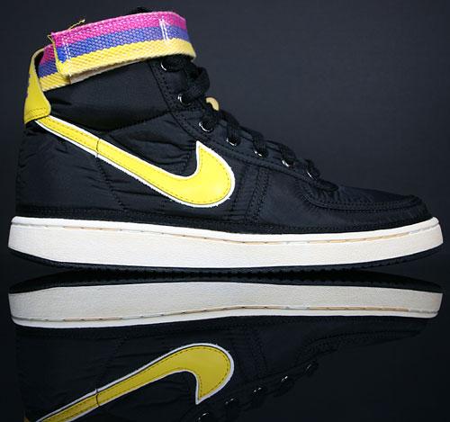 Nike Vandal Hi Supreme Black/Midwest Gold-Sail