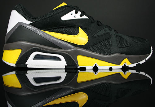 Nike Air Structure Triax 91 Black/Varsity Maize-White-Midnight Fog