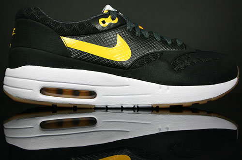 Nike Air Maxim 1 Torch+ Black/Varsity Maize-Anthracite-Gum 385204-071