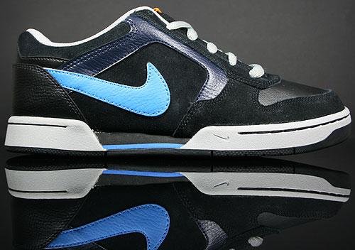 Nike Renzo Black/Italy Blue 378342-041