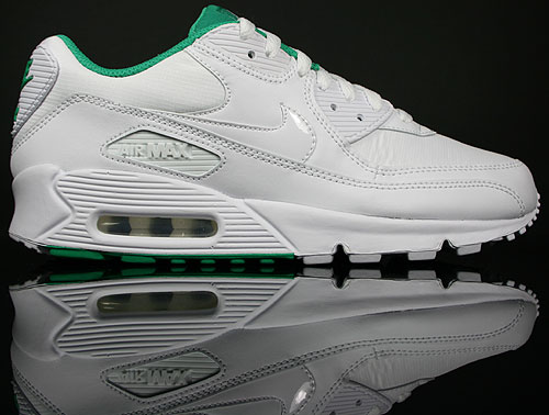 Nike WMNS Air Max 90 White/Stadium Green 325213-911