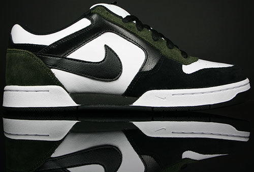 Nike Renzo Dark Army/Black 378342-302