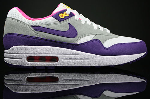 Nike WMNS Air Max 1 Club Purple/White-Matte Silver 319986-553