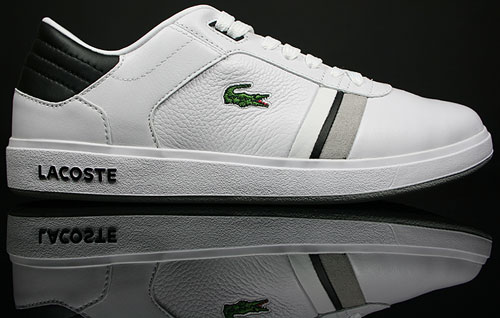 Lacoste Kersley ET SPM White/Black 7-19SPM27011P5