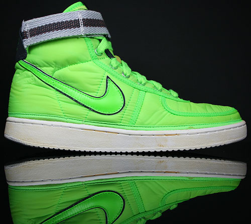 Nike Vandal Hi Supreme Electric Green/Medium Grey 325317-331