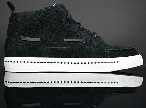Nike Aina Chukka Black/Swan 395806-002