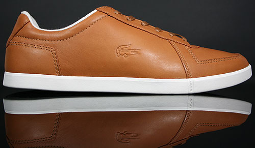 Lacoste Crosier SRM Light Tan 7-19SRM6231C21