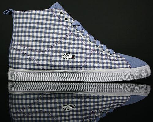Lacoste Marcel Hi GMP SPW Blue/White 7-19SPW6025125