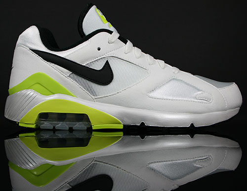 Nike Air 180 Metallic Summit/White-Black-Cyber Yellow 310155-104