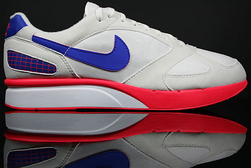 Nike Air Mariah White/Ultramarine-Bright Pink 395756-100