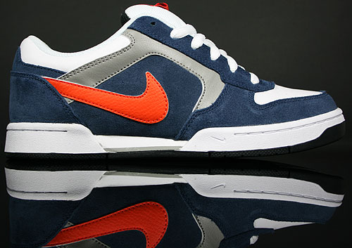 Nike Renzo Midnight Navy/Team Orange 378342-400