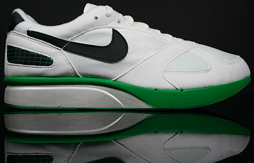 Nike Air Mariah Metallic Summit-White/Black-Lucky Green 395756-102