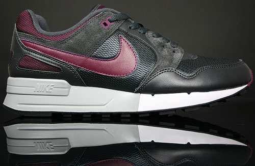 Nike Air Pegasus 89 Anthracite/Sngr-Metallic Silver-Dark Charcoal 344082-004