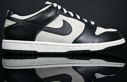Nike Dunk Low CL Light Bone/Black-Sail 318020-006