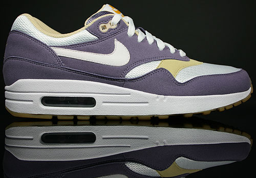 Nike WMNS Air Max 1 Daybreak/White-Vegas Gold-Gum-Light Brown 319986-501