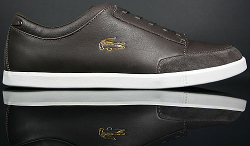 Lacoste Seefeld SRM Dark Brown 7-20SRM9081176