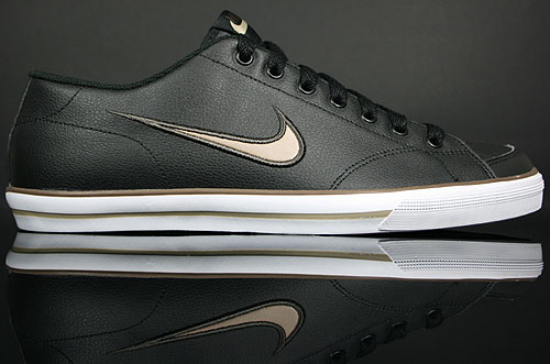 Nike Capri Black/Khaki-Brq Brown-White 314951-014