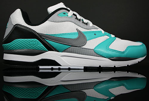 Nike Twilight Runner EU White/Dark Grey-Retro-Wolf Grey-Turquoise 344290-104